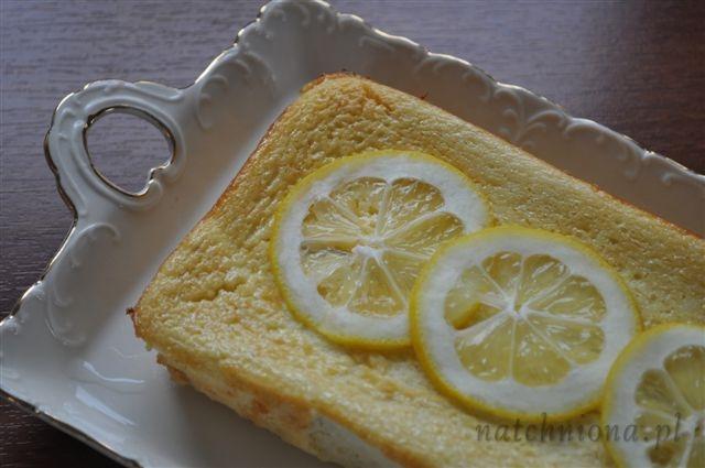 sernik miodowo- cytrynowy