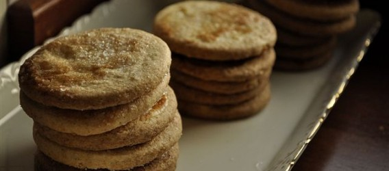 Kruche ciastka (łatwe i szybkie)