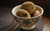 Ciasteczka do chrupania (z naturalnych mąk)