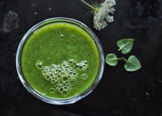 Koktajl zdrowo zielony
