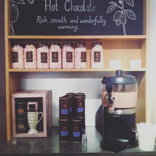 Ulubiony sklep london tea hotchocolate chocolate coffee london teashop wittardhellip