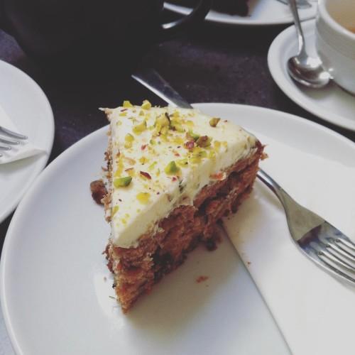 Carrotcake carrotcake beyondbread london glutenfree glutenfreebakery cakes