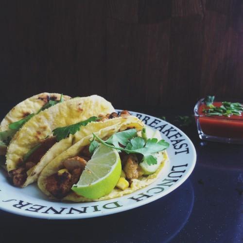 Taco tacos tofu vegan vegetarian glutenfree goodmorning natchniona